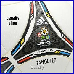 Adidas Tango 12 UEFA Euro 2012 Official Match Ball X41860 RARE Limited Edition