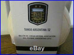 Adidas Tango ARGENTINA 12 No Durlast No Telstar