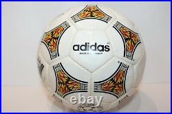 Adidas Tango Ball 1996 Questra USA Uefa Euro England Official Adidas Jfa Logo