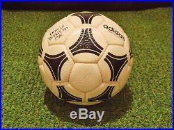 Adidas Tango Durlast WM 1978 matchball official world cup ball 1978