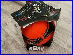Adidas Tango EURO 2012 Winter OMB UEFA ball size 5 X17806 Finale