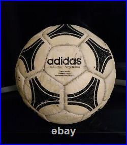 Adidas Tango España 82 original no telstar durlast azteca world cup ball used