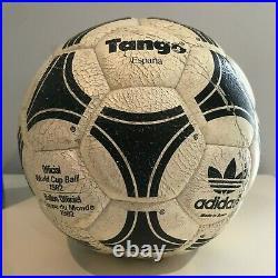 Adidas Tango España Official Match Ball FIFA World Cup 1982 Made in Spain