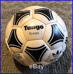 Adidas Tango Europa Official Match ball of the EURO 1988