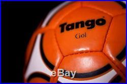 Adidas Tango Gol vintage football Azteca, Etrusco, Questra design