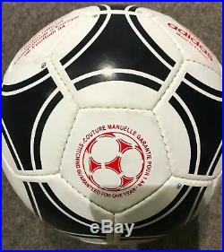 Adidas Tango MUNDIAL European Football Championship 1984 size 5