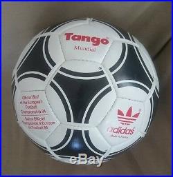 Adidas Tango Mundial Euro 1984 Balon Ball. Eurocopa 1984 Francia France