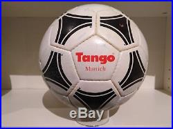 Adidas Tango Munich ball from the 80's