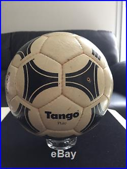 Adidas Tango Plate Durlast Made in spain official world cup 1978