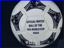 Adidas Tango Questra Official Match Soccer Ball Fifa World Cup 1994