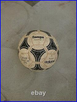 Adidas Tango River Plate Official World Cup 1978 Sz. 5