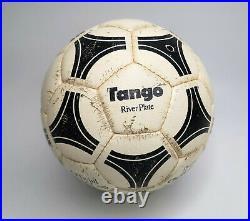 Adidas Tango River Plate world cup 1978 matchball vintage