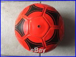 Adidas Tango espana 1982 World cup ball Orange Made in France