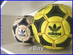 Adidas Tango espana 1982 World cup ball Yellow made in france