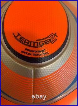 Adidas Teamgeist2 Powerorange Matchball 2008/2009 JFA