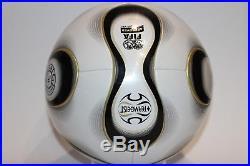 Adidas Teamgeist 2006/07 Official Match Ball White Terrapass/Europass model ball