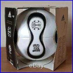 Adidas Teamgeist 2006 World Cup Official Match Ball (Footgolf, jabulani)