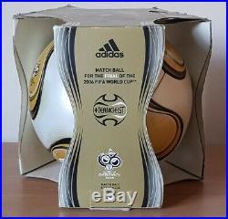 Adidas Teamgeist Berlin 2006 World Cup Final Official Match Ball (footgolf)