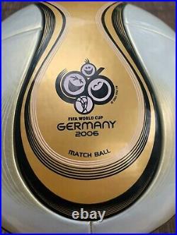 Adidas Teamgeist Berlin Final World Cup Germany 2006