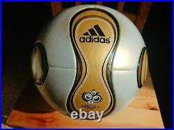 Adidas Teamgeist Final Berlin Official Matchball OMB World Cup 2006 Box Footgolf