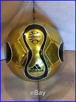 Adidas Teamgeist Group Stage & Finals Matchball 2006 + Mini Ball