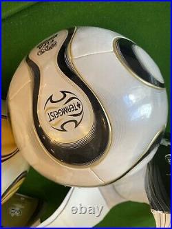 Adidas Teamgeist Match Balls