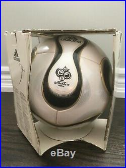 Adidas +Teamgeist Official Match Ball Germany 2006