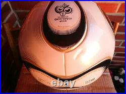Adidas Teamgeist Official Matchball OMB World Cup 2006 Box Footgolf Speedcell