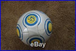 Adidas Teamgeist Sweden U21 Original Ball FIFA Approved