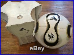 Adidas Teamgeist WM 2006 Deutschland Sommermärchen matchball world cup