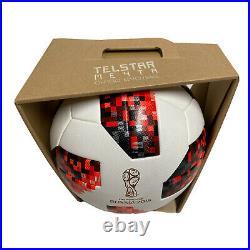 Adidas Telstar 18 FIFA World Cup Russia Knockout Official Match Ball size 5
