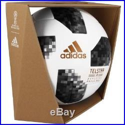 Adidas Telstar 18 Matchball OMB Spielball CE8083 FIFA Fussball WM 2018 Ball