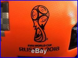 Adidas Telstar 18 World Cup 2018 Winter Omb Match Soccer Ball Size 5