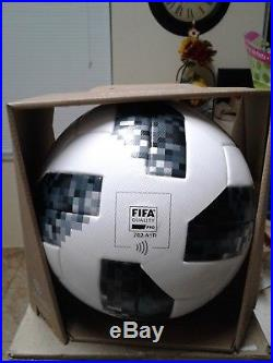 Adidas Telstar 18 World Cup Official Match Ball, no tango, no etrusco, no azteca