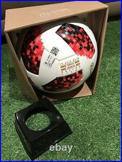 Adidas Telstar Mechta 2018 World Cup Final Match Ball France v Croatia Details