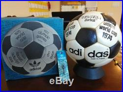 Adidas Telstar World Cup1974 Made in France with Box, no etrusco, no azteca