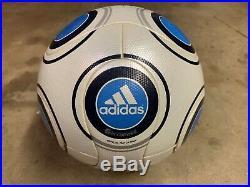 Adidas Terrapass (2009) Europass Teamgeist Official Match Ball