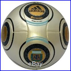 Adidas Terrapass Afa 2009 Authentic Match Ball! Very Rare! + Box