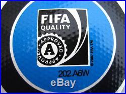 Adidas Terrapass German Bundesliga 2009 Authentic Match Ball Footgolf Silverblue