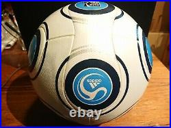 Adidas Terrapass Official Matchball 2009 OMB Footgolf Speedcell Gr. 5