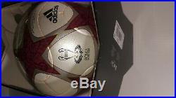 Adidas Terrapass ball (UEFA Champions League 2008/09 Finale Rome)