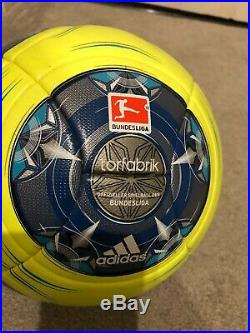 Adidas Torfabrik 2013/14 Winter Ball Official Match Ball