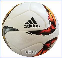 Adidas Torfabrik 2015/16 official match ball of Bundesliga 2015/2016 S90211