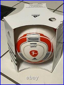 Adidas Torfabrik Matchball Sammlung Bundesliga komplett, NEU