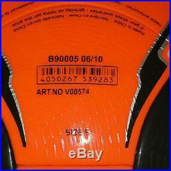 Adidas Torfabrik Winterball 2010/11 Powerorange Speedcell Jabulani V00574 Neu