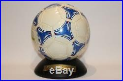 Adidas Tricolore 1998 France World Cup Official Match Ball OMB final fevernova