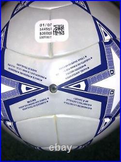 Adidas UEFA 07 Champions League Final Match Ball