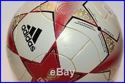 Adidas UEFA Champions League 07/08 Final/Finale Moscow ball Europass/Terrapass