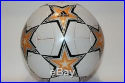 Adidas UEFA Champions League 07/08 boxed Final/Finale 7 ball Europass/Terrapass