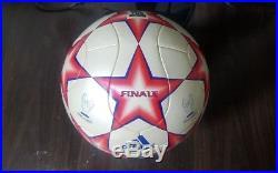 Adidas UEFA Champions League 2006 Finale Final paris Official Match Ball